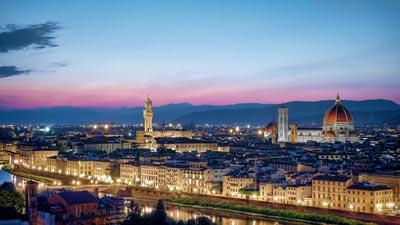 Alloggiare al B&B I Due Cipressi e visitare Firenze
